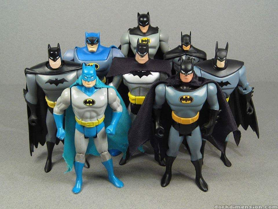 collectionner les figurines de batman
