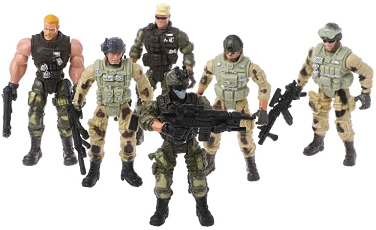 collectionner les figurines militaires